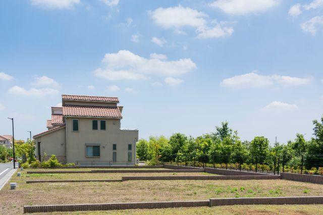 40~45坪の土地で建てられる家のイメージとは