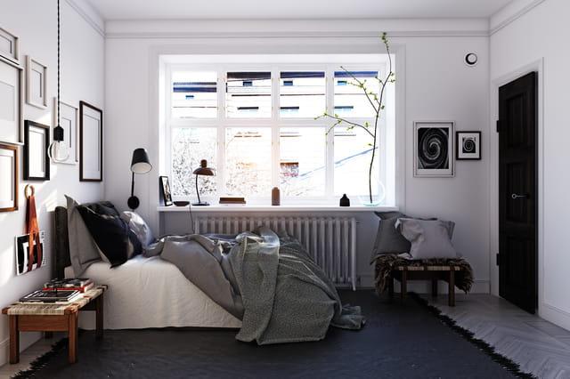 一人暮らしでのモノトーンの部屋づくり、失敗しないコツは?