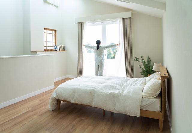 日当たりのいい部屋