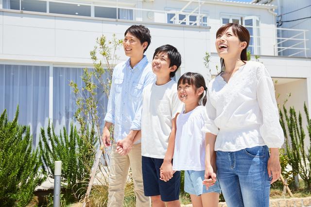 規格住宅を買う