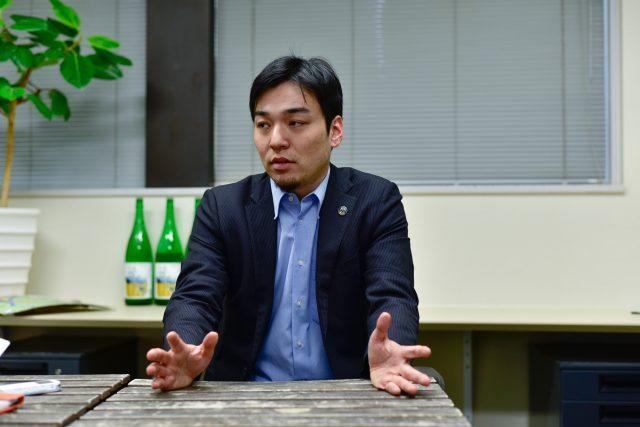 特定非営利活動法人 銀座ミツバチプロジェクト広報の田中章仁さん